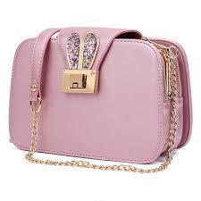 PU Bags <b>2019</b> new <b>personality Korean</b> version of the female bag ...