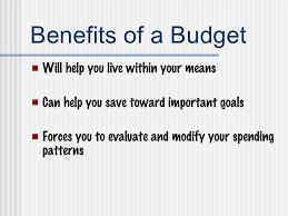 Budgeting Saving Powerpoint
