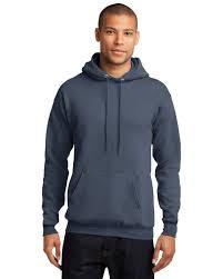 Port Company Pc78h Pullover Hooded Sweatshirt