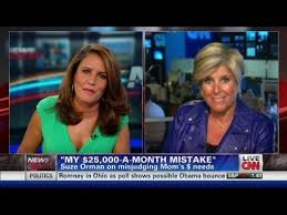 Suze Orman's $25,000 mistake part 1 - YouTube