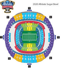 Nola Superdome Seating Chart Superdome Seating Chart Canadianpharmacy Prices Net