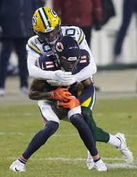 Green Bay Packers cornerback Kevin King ...