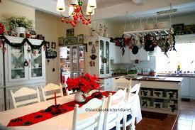 Kitchen Christmas Christmas Time