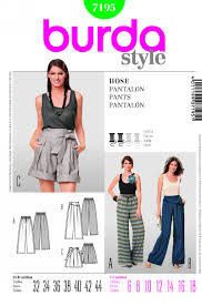 Burda Patterns New Design Ideas