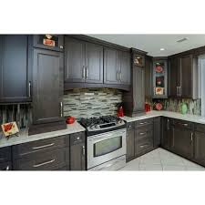 Faircrest West Point Gray Shaker Cabinets