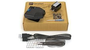 smart garage door openerMaker of smart garage door opener bricks customers device in