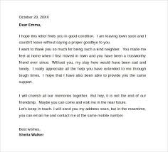 Email Me Farewell Letter To Colleagues Farewell Letter To