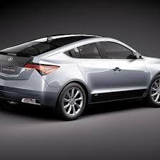Acura ZDX 2010 Concept Car 3D Model $99 - .max .3ds - Free3D