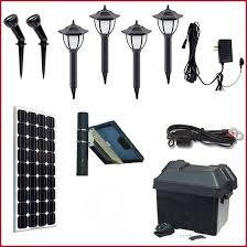solar panel outdoor lighting looking for solar landscape lighting kit