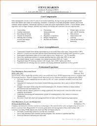 Resume Core Competencies Examples New Resume Templates Core Qualifications Eigokeinet