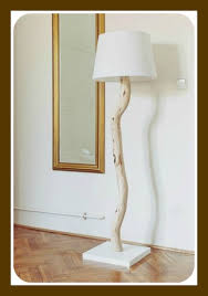 What you need to build a Tree Branch Floor Lamp: