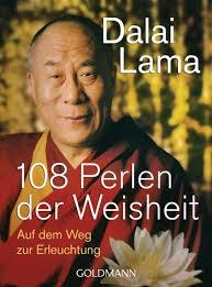 Dalai Lama 108 Perlen Der Weisheit Goldmann Verlag Little Book
