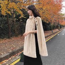 <b>FURSARCAR Luxury</b> Woman's Real Mink <b>Fur</b> Coats Genuine <b>Fur</b> ...