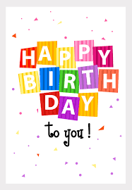 Happy Birthday Card Printable Template Free Printable Greeting Cards No Sign Up Download Them Or