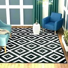 striped ikea rug black and white rugs black and white area rug black and white black