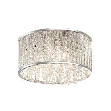 semi flush mount mini chandelier flush mount light swarovski crystal ceiling chandelier 3 light polished chrome and crystal flushmount a 40 bling chandelier