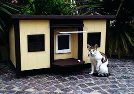 best insulated outdoor cat house uk for summer cold weather houses for outdoor cats