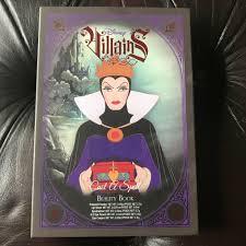 new disney villains cast a spell make up set beauty book evil queen snow white ebay
