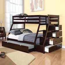 loft beds log loft bed with desk image of bunk beds twin over queen ideas