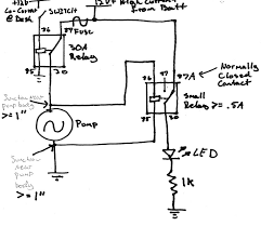 wiring gurus electric water pump warning light help please ls1tech pretty simple idea if the ground or power wires break to the pump the light will turn on if the pump shorts and fuse blows the light turns