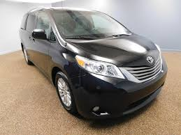 2014 Used Toyota Sienna 5dr 8-Passenger Van V6 XLE FWD at North ...