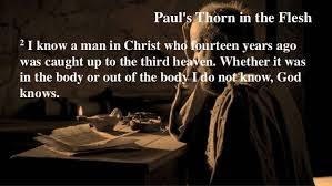 Image result for caught up to the third heaven