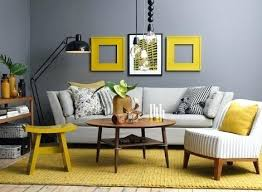 Yellow Home Decor Accents Yellow Home Decor Rainbow Sequence Lemon Yellow Accents In Living 11