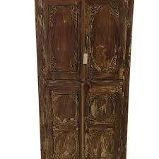 antique armoire furniture indian almira warm teak shabby chic chakra cabinet antique armoire furniture