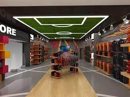 GS Store Mağazası - Forum İstanbul - PROF ARCHITECTURE