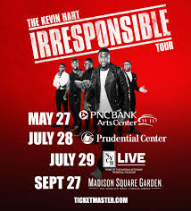 kevin hart the irresponsible tour