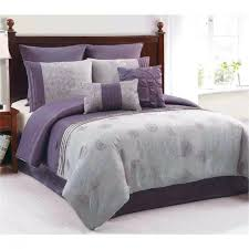 um image for design the color inspiration for bedroom purple and grey bedroom in purple and