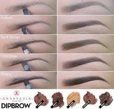 diffe eyebrows and tutorials