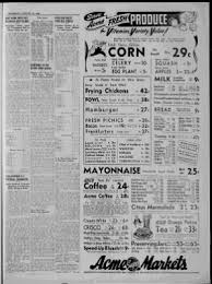 Tide Chart For Keyport New Jersey Keyport Weekly From Keyport New Jersey On August 24 1944 7