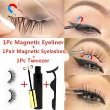2019 New 1pc Magnetic Liquid Eyeliner with 1pair Magnetic ... - Vova