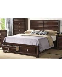 Get the Deal: Bryce Collection 203471KE King Size Storage Bed with 2 ...