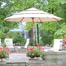 11 foot patio umbrella photo 3 of 3 replacement canopy for ft triple tier umbrella charming 11 foot patio umbrella