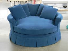 furniture oversized round chair unique design in light