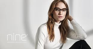 <b>nine</b> eyewear - Danish design - handcrafted in Japan