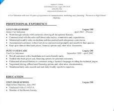 Sample Car Salesman Resumes Auto Sales Resume Download Car Sales Resume Sample Auto Cover Letter