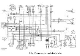 bmw motorcycle airhead r65ls r65 r45 r80st wiring schematic below is a similar list of item functions but a different version