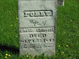 Polly Platt Griffith (Unknown-1843) - Find A Grave Memorial