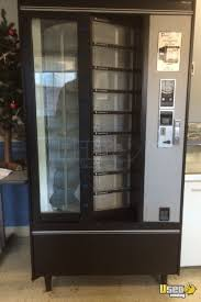Food Vending Machines For Sale Simple Refrigerated Carousel Cold Food Vending Machine For Sale In New York