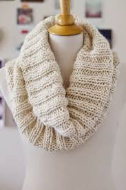 Ribbed Scarf Pattern