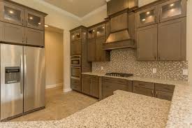 Granite Kitchen And Bath New Melbourne Home Kitchen And Bath With Marsh Cabinets And