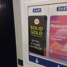 Toilet Vending Machines Uk Impressive DETAILS Performance Enhancers