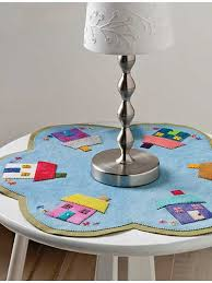 quilting kitchen patterns runner topper patterns round the block wool table topper