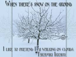 Funny Quotes On Snow
