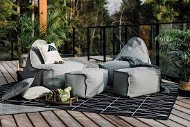 the coziest patio furniture perfect for