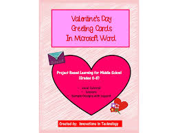 Microsoft Word Hearts Valentines Day Cards Using Microsoft Word Valentine Day