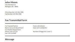 Fax Form Pdf 41 Free Printable Fax Cover Sheet Pdf Template That You Can